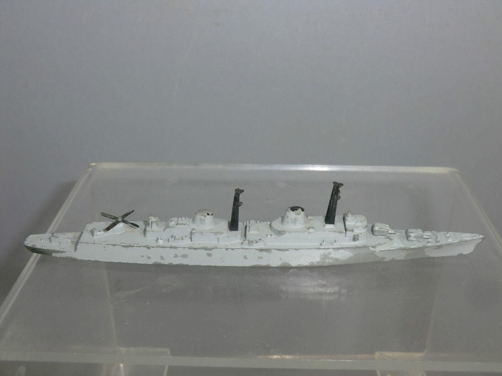 alta calidad general Vintage Tri-ang Tri-ang Tri-ang Minic Línea De Flotación Modelo No.783  HMS Hampshire  destructor de misiles  compras online de deportes