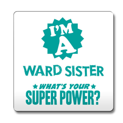 Turquoise je suis un ward Sister Quel est votre superpuissance titre du poste Coaster 232