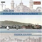 Piano Music from Zurich (2006)