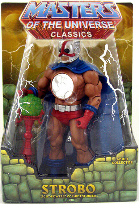 Masters Of The Universe 6 Inch Action Figure - Strobo Strobo Strobo 6cfc9c