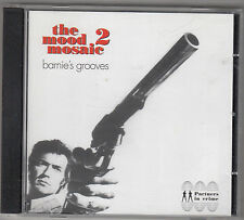 THE MOOD MOSAIC 2 - barnie's grooves - various artists CD