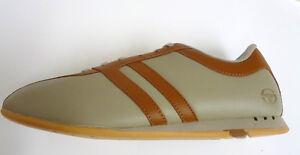 da grigie Sergio 60 e marrone ginnastica marrone 6 Scarpe chiaro Tacchini 5 Bnib chiaro Uk £ rwrCgqIEx