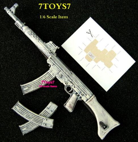 /_Carbine Kurz    FAX01I Factory No.6 1//6/_ Winter MKb42 W Rifle+Mag