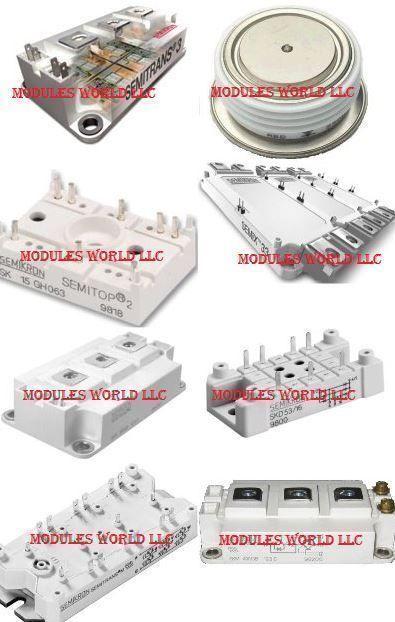 NEW MODULE 1 PIECE SKM300GAL063D SEMIKRON MODULE ORIGINAL
