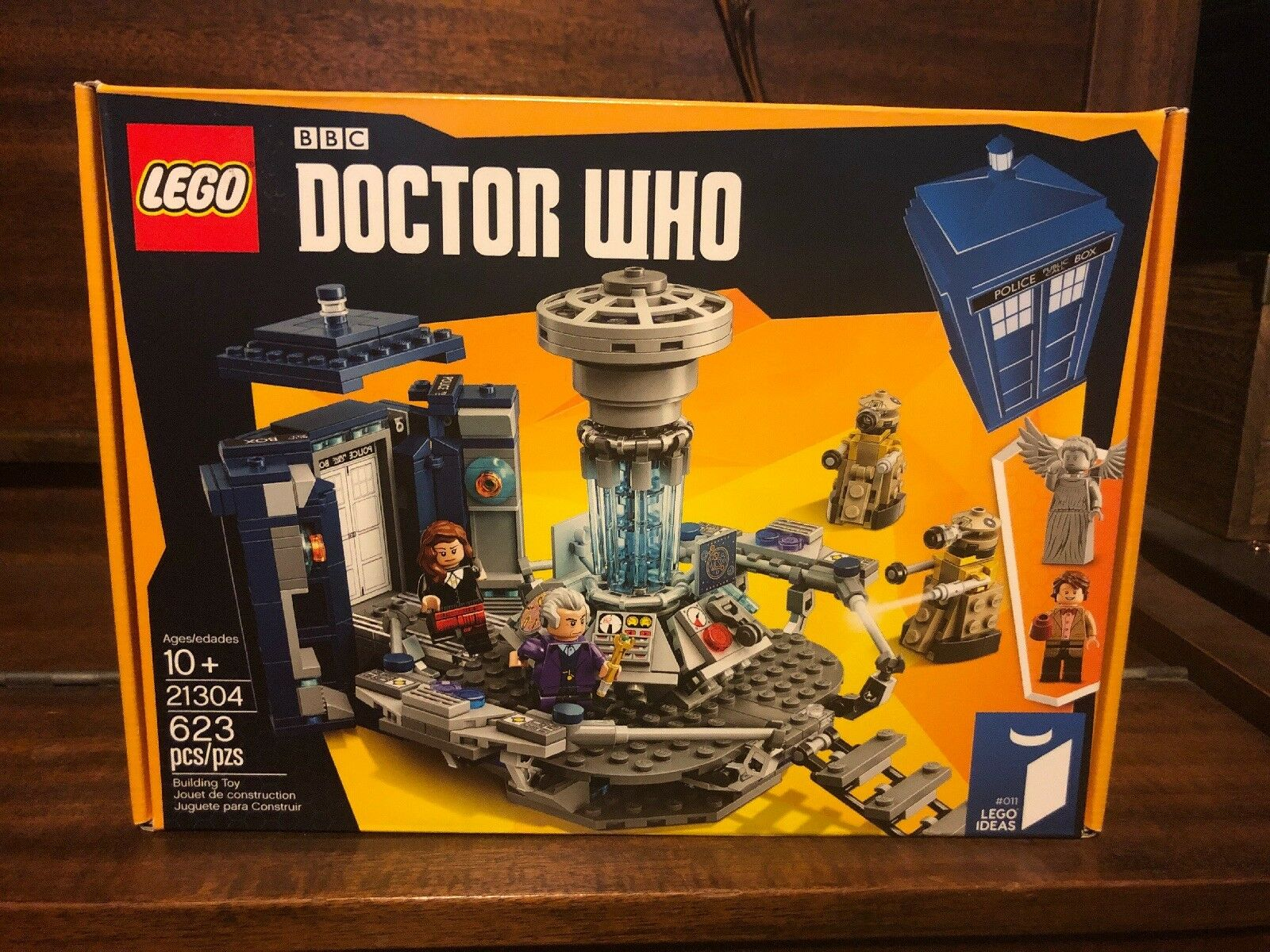 Lego  21304 BBC Doctor Who - Brand New Sealed