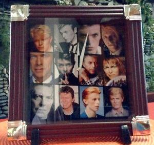 DAVID BOWIE Memorabilia Collectors' Wall Clock