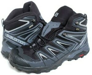 Black X Ultra 3 Mid Gtx 401337 Men's Walking Boots In Multicolour