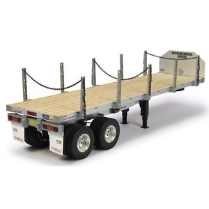 Tamiya 56306 Remorque   Flatbed Semi-Trailer Kit Kit Kit 1 14 74621d