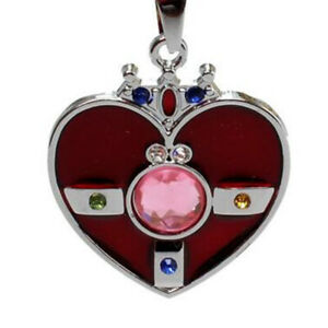 Anime-Sailor-Moon-Metal-Heart-Pendant-Necklace-Girls-Cute-Cosplay-Jewelry-Gifts