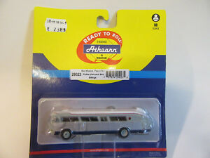Athearn-Ee-uu-1-87-Flxible-Visicoach-Bus-Northern-Pacific-Modelo-a-Escala