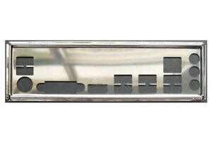 I//O Shield BACKPLATE For GIGABYTE GA-AB350M-Gaming 3 /& AB350M-HD3 Motherboard IO
