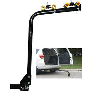 4 Bicycle Bike Rack Hitch Mount Carrier Car Swing Down Suv