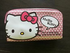 Hello Kitty Pen & Pencil Makeup Cosmetic Glasses Bag in Bag Case Pouch-02