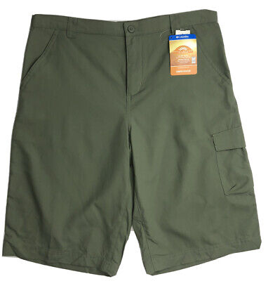 Columbia Sportswear Boys Half Moon Embroidered Shorts Youth