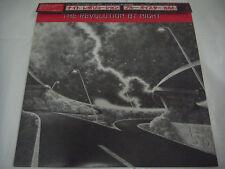 BLUE OYSTER CULT-The Revolution By Night JAPAN 1st.Press w/OBI Black Sabbath