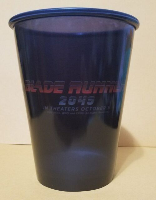 Blade Runner 2049 (2017) 16oz Cup Set of 2 Theatrical Movie SWAG Promotional