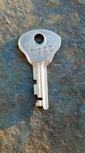 Antique Key # TT5D Trunk? Wardrobe? For Corbin Cabinet Lock Co ...