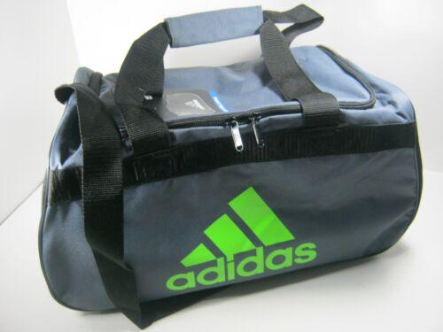 "Adidas Diablo Small Duffel Gym Bag Travel Camp 18.5/""x 11/"" x 10/"" Selected Color"