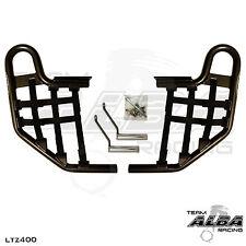 LTZ 400 LTZ400 Suzuki  Nerf Bars  Alba Racing   Black bar Black net  206 T1 BB