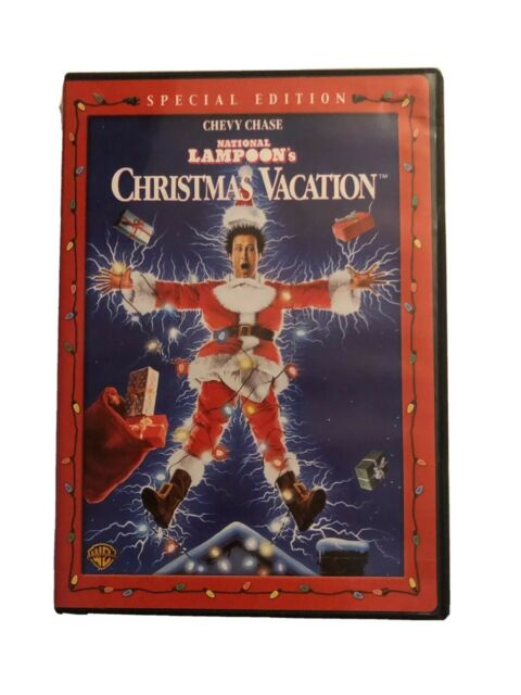 National Lampoons Christmas Vacation (DVD, 2007, Special