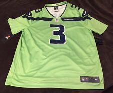 on sale 7e3a7 0a373 Nike Thomas Rawls #34 Seattle Seahawks Green Legend Color ...