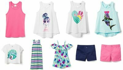 NEW Gymboree girls EIFFEL FLOWERS tee shorts leggings pants 4 5 6 7 8 YOU PICK