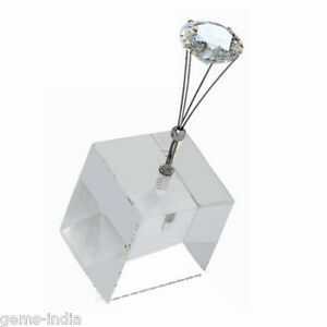 Exhibition Stand For Sale : Diamond display stand acrylic hold a diamond for the show case