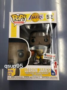 344b12b73141 Image is loading Funko-POP-LA-Lakers-LeBron-James-Footlocker-Exclusive-