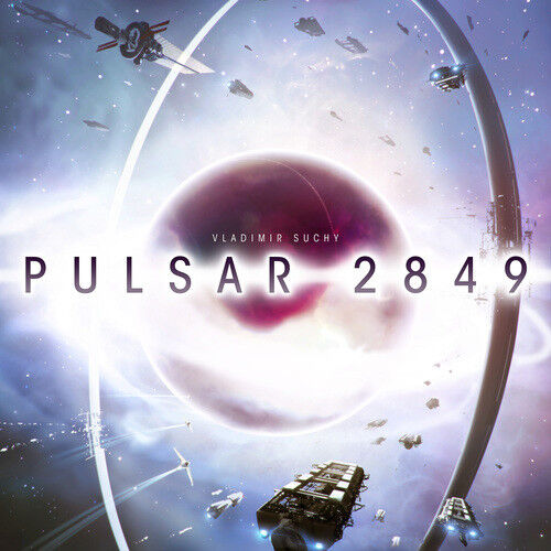 Pulsar 2849 - Brand New Factory Factory Factory Sealed - Free Shipping - CGE Games e6106c
