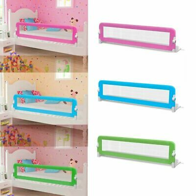 Toddler Single Bed Rail Safety Guard for Baby Side Mesh ...