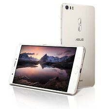 "Asus Zenfone 3 Ultra ZU680KL 64GB Silver 6.8"" 23MP Android Phone By FedEx"