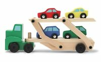 Melissa And Doug Car Carrier , New, Free Shipping