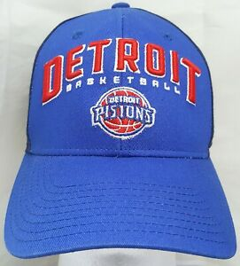 Detroit-Pistons-NBA-Adidas-adjustable-cap-hat