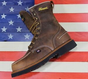 Thorogood-American-Heritage-8-034-Waterproof-Steel-Toe-Boots-804-3898-USA-Fact2nd