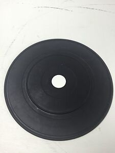 Dual-CS-506-Turntable-Parts-Rubber-Mat-Fast-Free-Shipping-Nice-Condition