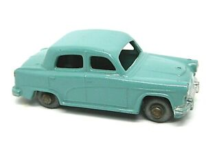 Matchbox-Lesney-No-36a-Austin-A-50-Cambridge-raro-suave-interior-de-techo