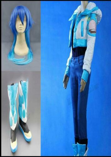 Dramatical Murder Log Seragaki Aoba Cosplay Costume des personnages de dessins animés
