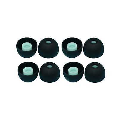 8 Pcs Replacement Ear Tips Ear-buds for Sony XBA DR Earphones Series MDR