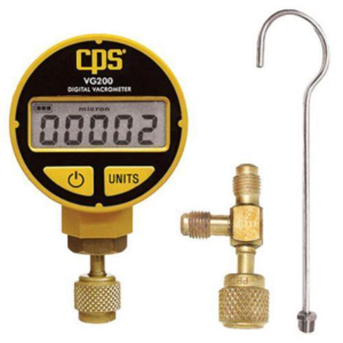 CPS Products VG200 Digital Vacrometer Vacuum Gauge