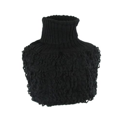 Womens Girls Warm Winter Thick Snood Shawl Scarf Cowl Neck Warmer Soft Knit