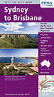 Sydney to Brisbane by Hema Maps Pty.Ltd (Sheet map, folded, 2003)