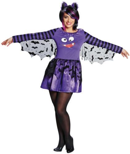 FUNNY Pipistrello Carnevale Costume Halloween 32-42