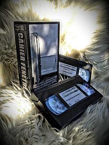 Scottt-Catolico-Cahier-Fenetre-Autographed-Limited-Edition-Double-VHS-Album