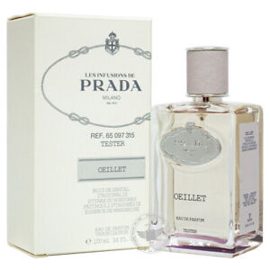 *Sale* - Prada Infusion Oeillet 100ml EDP Spray (Tester Unit)