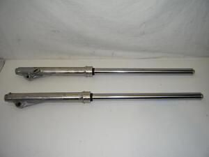 79-Yamaha-IT400-It-400-250-IT250-2X7-23101-00-00-Avant-Chocs-Pieds-Tubes-Fourche