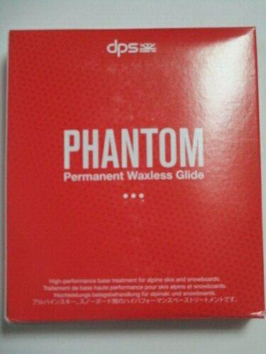 DPS Phantom 2.0  Glide Wachs S5 Permanente Beschichtung für Ski /& Snowboard