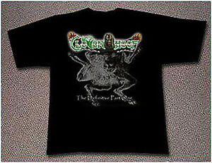 CLOVEN-HOOF-Definitive-Part-One-T-Shirt-size-L-NEW