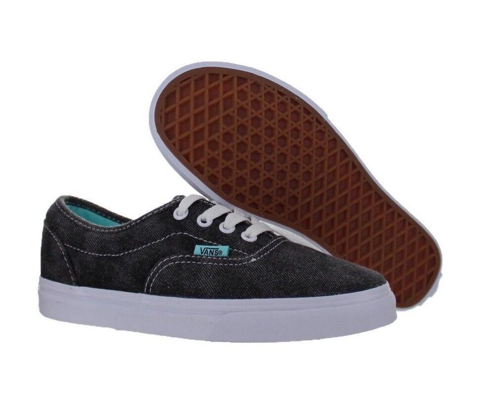 6.5 Mens = 8 Womens Vans LPE Acid Wash Black Shoes VN-0XHH0R1