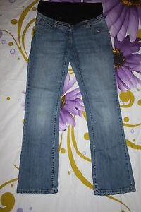 C-amp-A-YESSICA-Umstandsmode-Jeans-Umstands-Schwangerschafshose-Umstandsjeans-34-36