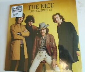THE-NICE-Live-Sweden-039-67-LP-2018-new-mint-sealed-coloured-vinyl-180g-numbered